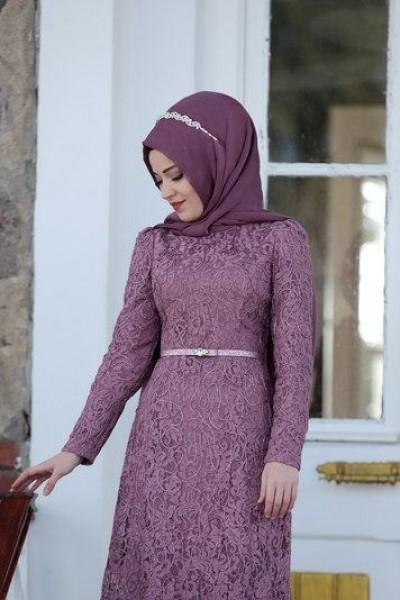 Al Marah Defne Elbise Gül Kurusu