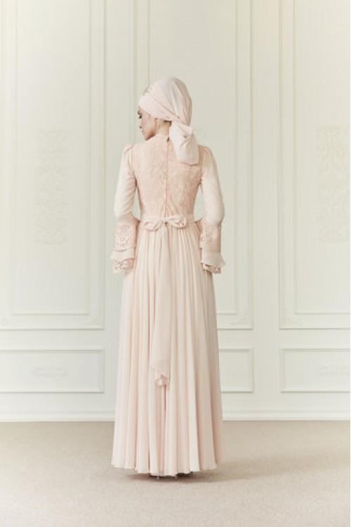 An Nahar İlruba Elbise Pudra